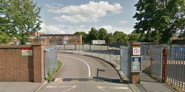 Harrowden Middle School in Bedford was visited by inspectors, even though Bedford Borough Council had told them the school was due close