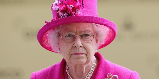 ASCOT, ENGLAND - JUNE 20:  Queen Elizabeth II attends day four of Royal Ascot 2014 at Ascot Racecourse on June 20, 2014 in Ascot, England.  (Photo by Chris Jackson/Getty Images for Ascot Racecourse)