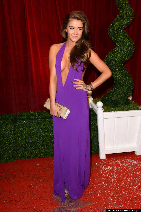 Is brooke vincent really gay