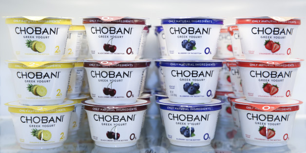 IMAGE DISTRIBUTED FOR CHOBANI  - Chobani® Greek Yogurt. (John Minchillo/AP Images for Chobani)