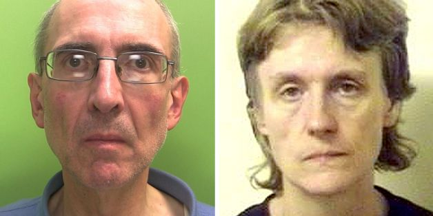 Undated handout file photos issued by Nottinghamshire Police of Christopher Edwards, 57, and Susan Edwards, 56, as the couple are facing a life sentence today after being convicted of murdering her parents and burying them in their own back garden before stealing nearly #250,000 over the next 15 years