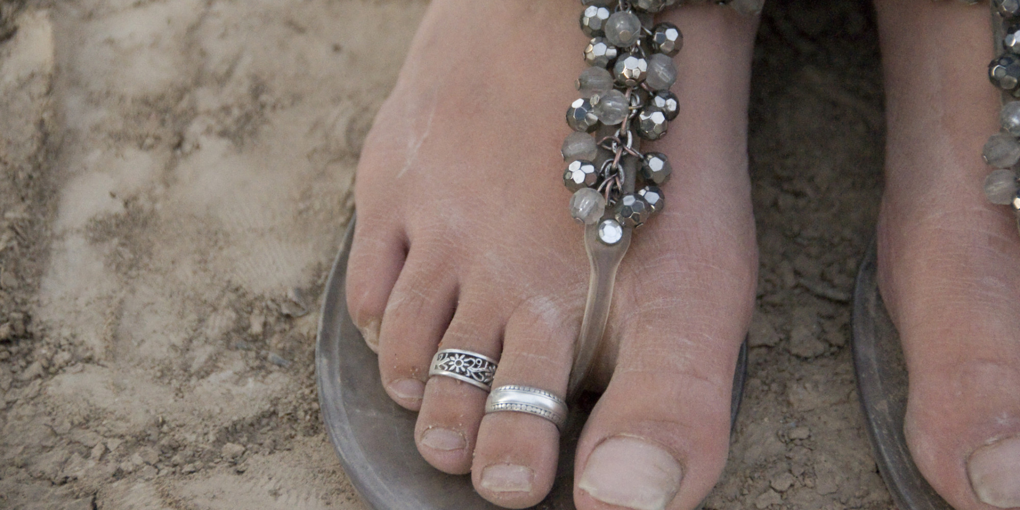 An Open Letter to Anyone Wearing Foot Jewelry HuffPost