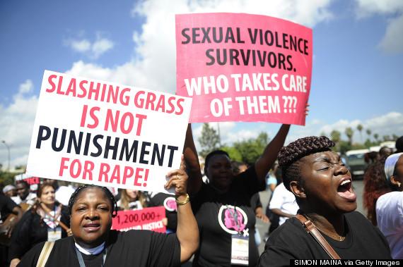 kenya rape