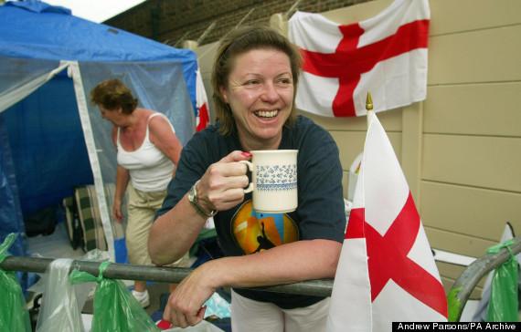 wimbledon tea