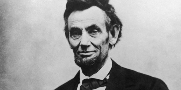 Abraham Lincoln (1809 - 1865), the 16th President of the United States of America.   (Photo by Alexander Gardner/Getty Images)