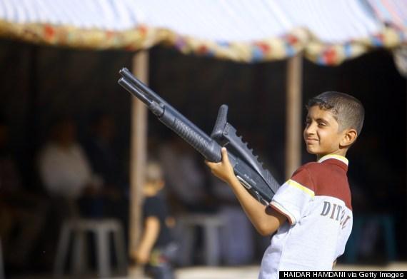 iraq child