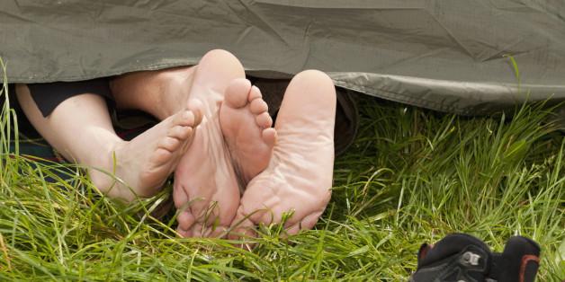 Having sex in a tent photos