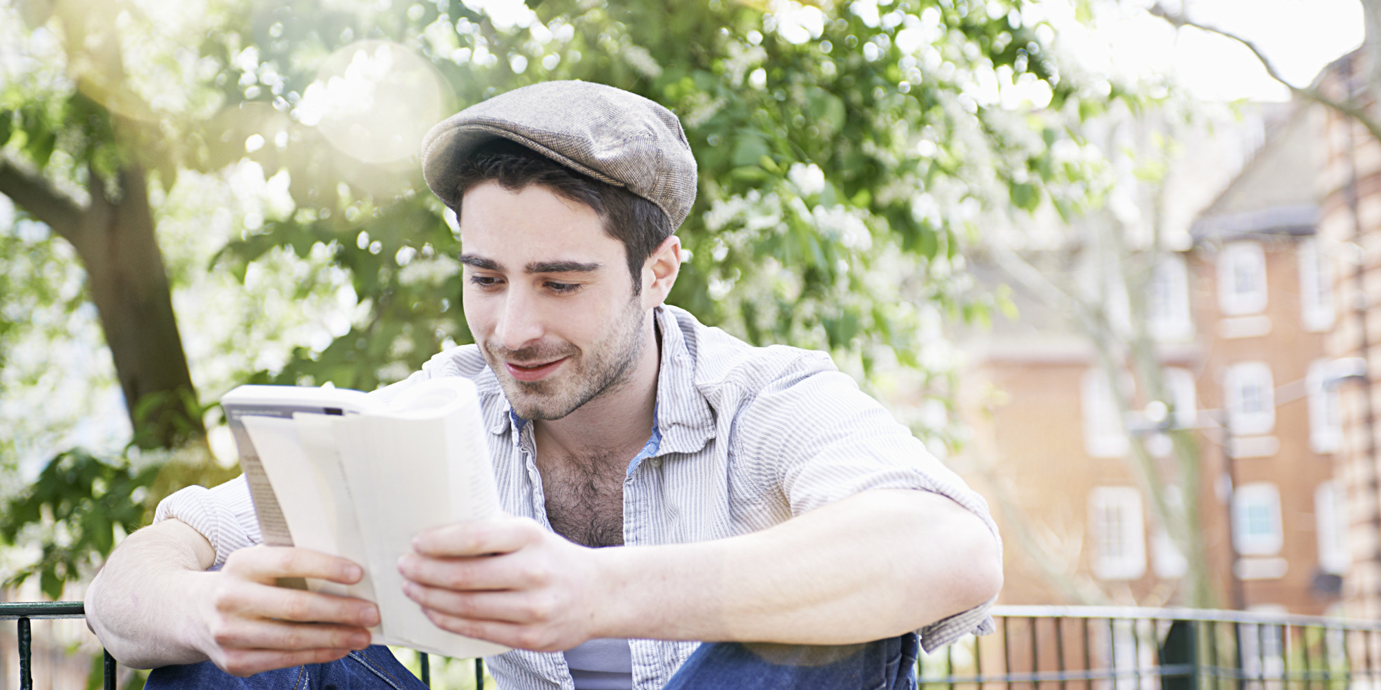 Five perfect books for men who never read
