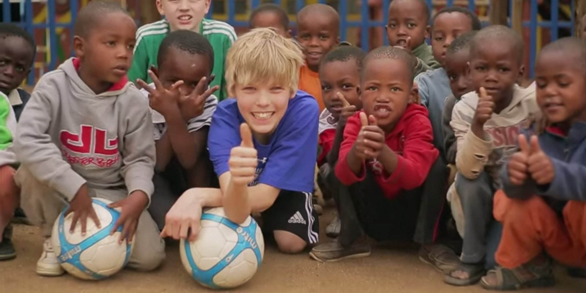 This Boy Has Given Away More Than 4 000 Soccer Balls To