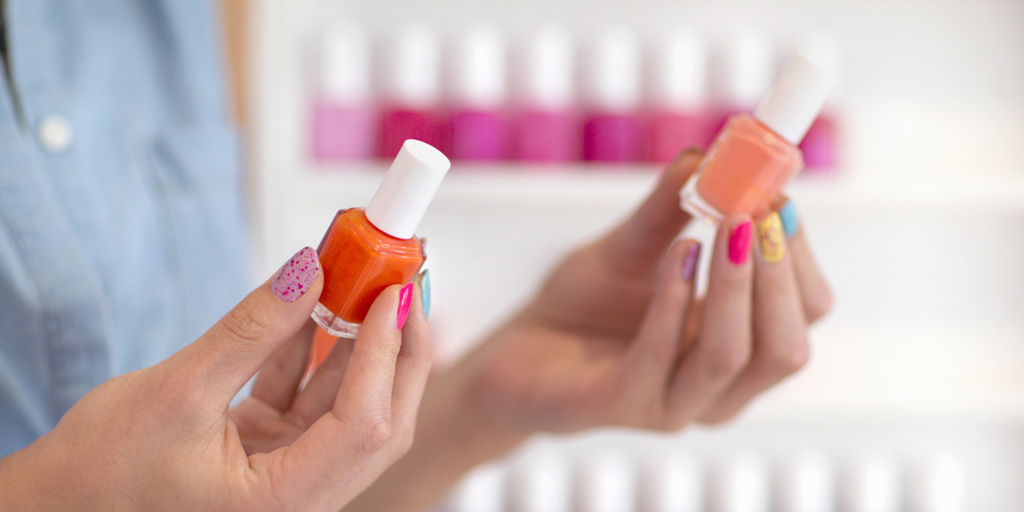 What Your Nail Polish Color Says About Your Personality | HuffPost