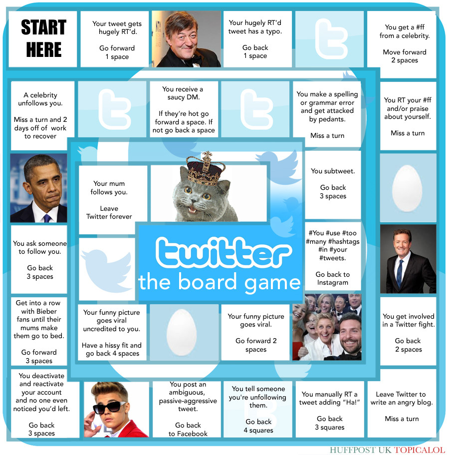 twitter board game