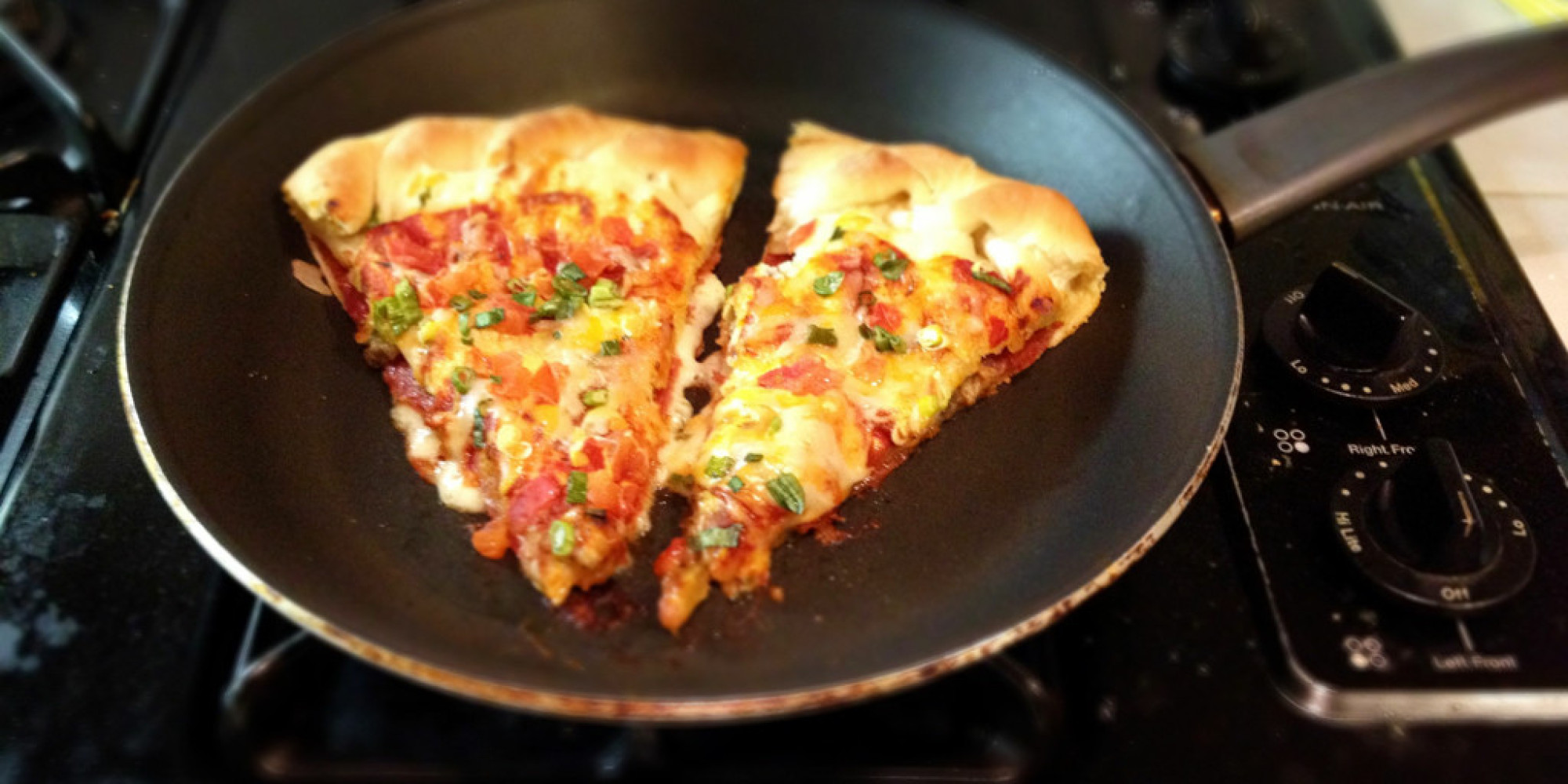 All The Best Ways To Reheat Pizza According To The Collective