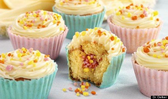 edible cupcake