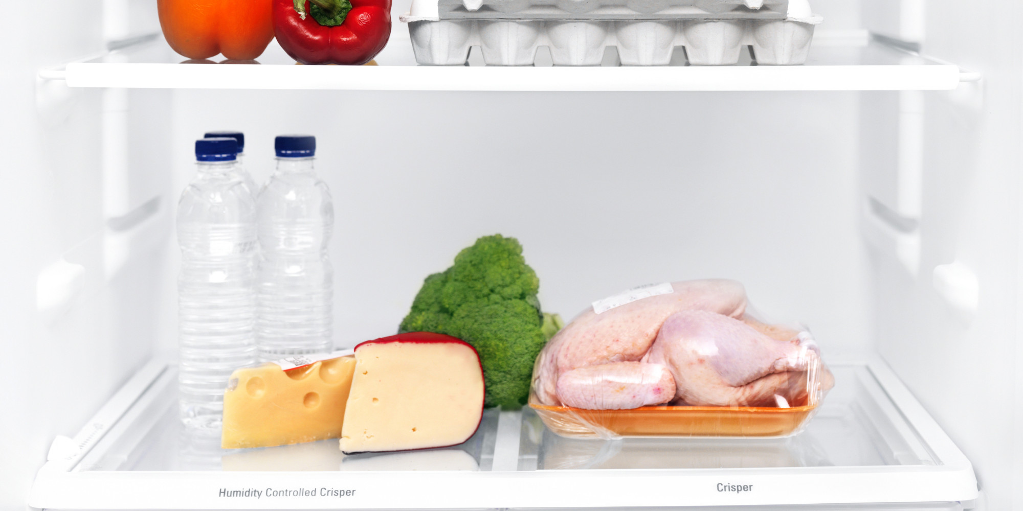 here 39 s how long your food will stay safe in the fridge huffpost. Black Bedroom Furniture Sets. Home Design Ideas