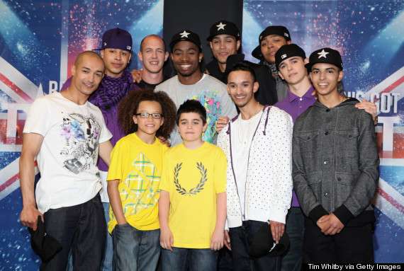 diversity ashley banjo