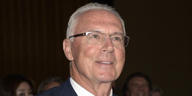 Schwere Vorwürfe gegen Fußball-Ikone FRanz Beckenbauer.