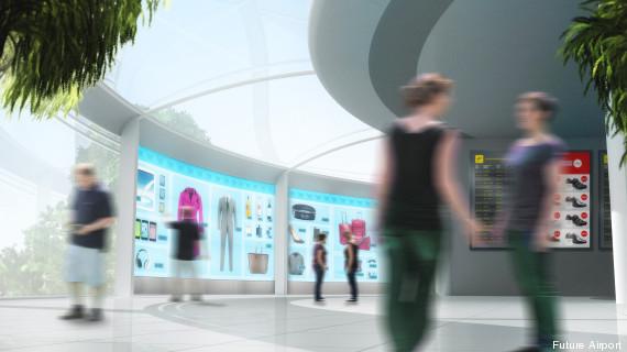 future aiport 2 shopping