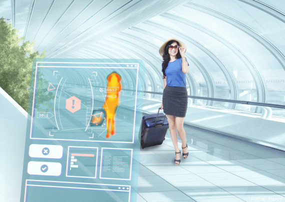 future airport security
