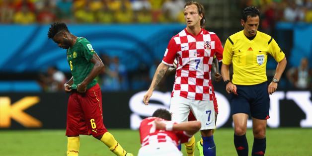 Manipulation bei der WM? Die Partie Kamerun gegen Kroatien soll geschoben worden sein