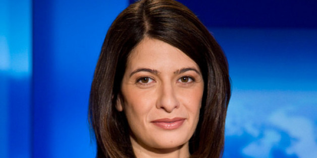Tagesschau Sprecherin Linda Zervakis Hat Zukunftsängste Huffpost