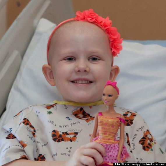 chemotherapy barbie