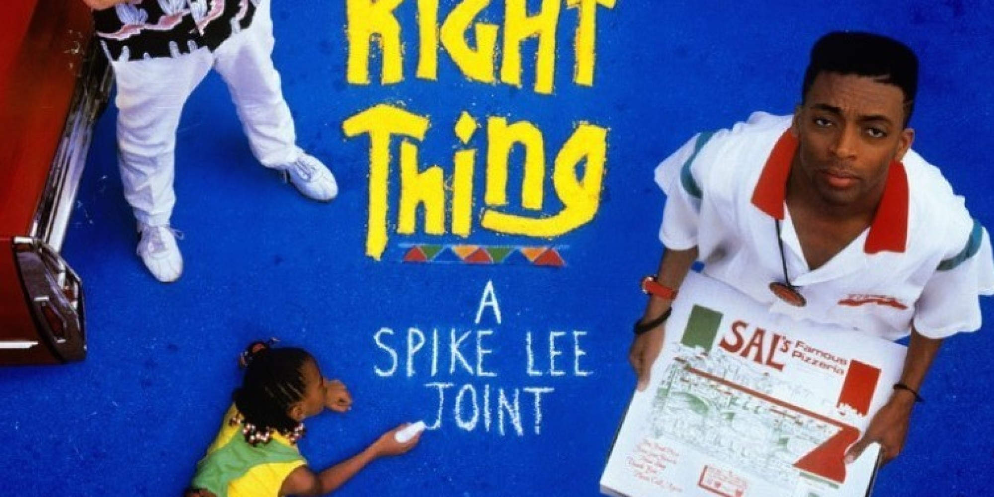 an analysis of the movie do the right thing by spike lee An analysis of an often overlooked part of mise en scene, the use of props, in spike lee's timeless classic, do the right thing.