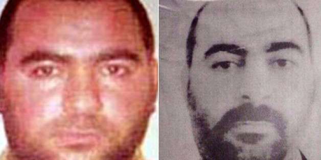 Les deux seules photos disponibles de Abou Bakr al-Baghdadi
