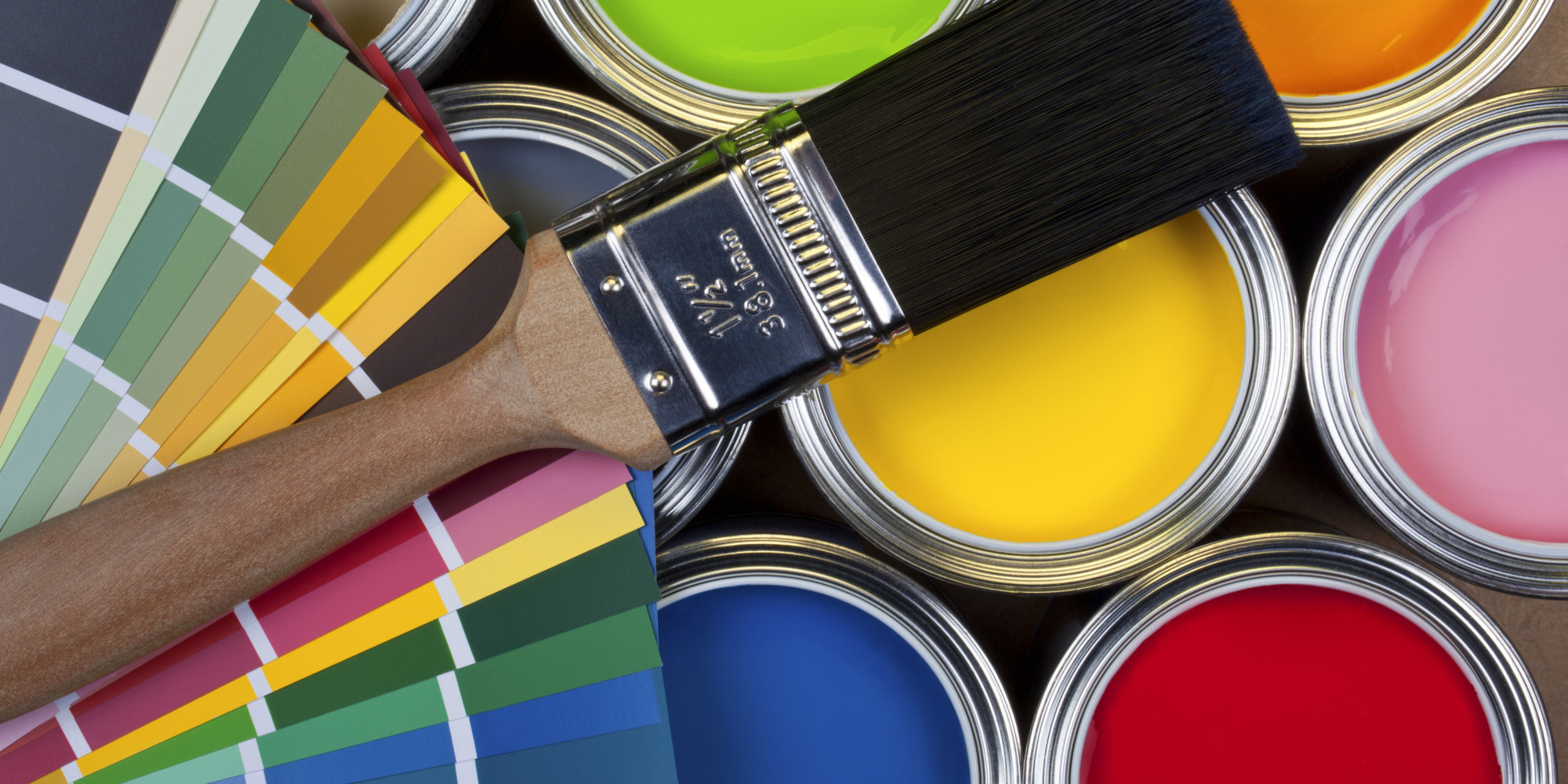 The Most Por Paint Colors In Your State Might Surprise You