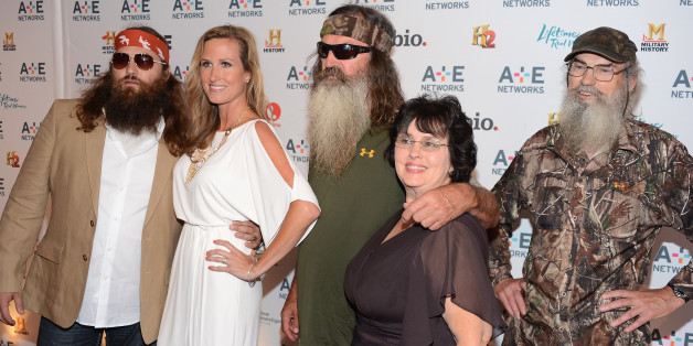 'Duck Dynasty' Matriarch Kay Robertson Says First Son Was Born Out Of Wedlock