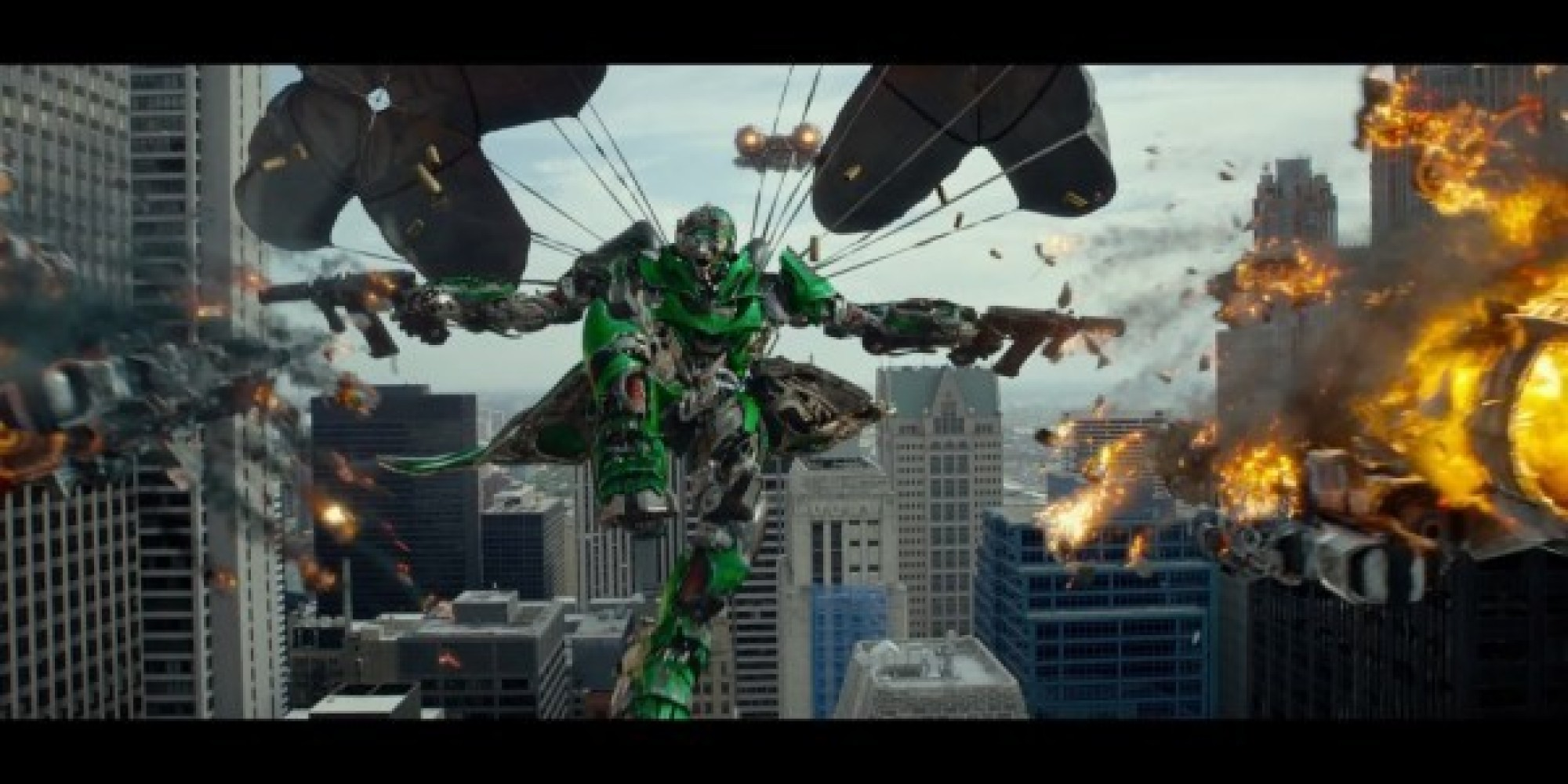 5 reasons people with brains shouldn't see transformers: age of