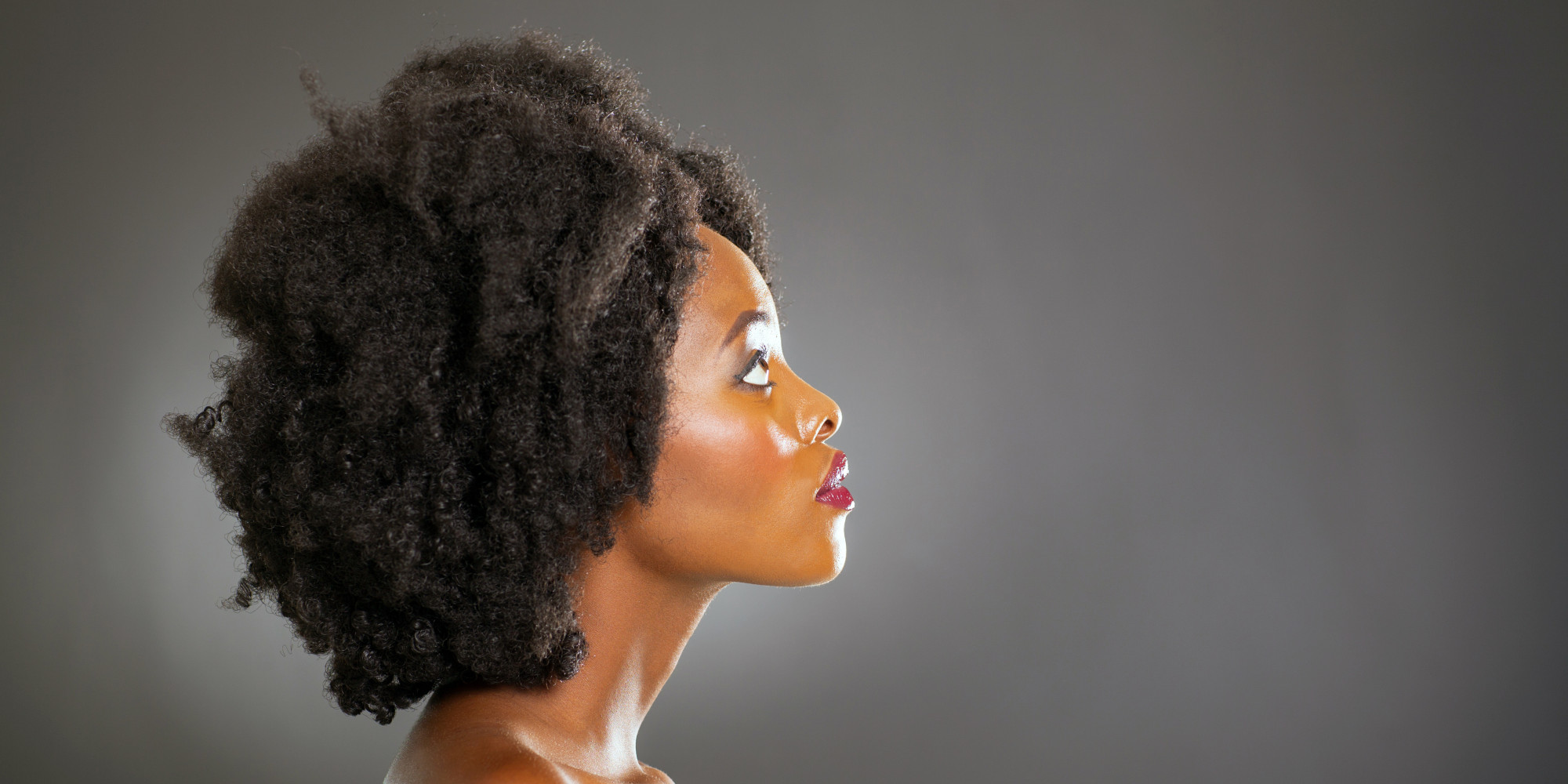 how to get an afro with straight hair