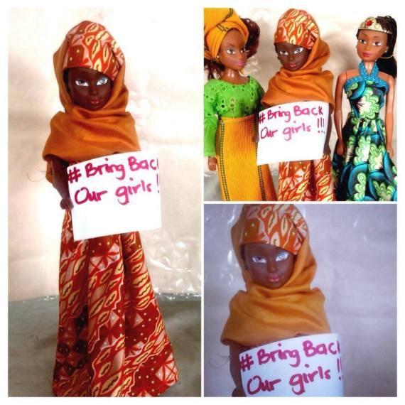 bonecas nigeria