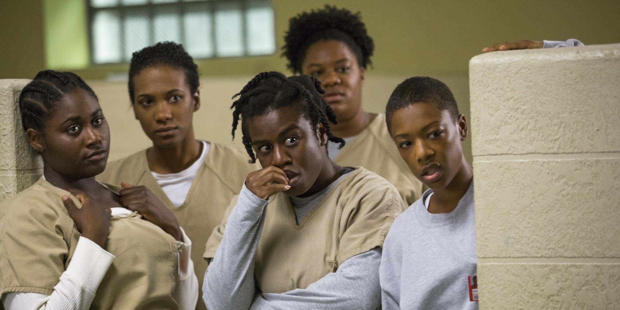 'Orange Is The New Black' Season 2 Review: The Rage Under ... White Girl With Cornrows Orange Is The New Black