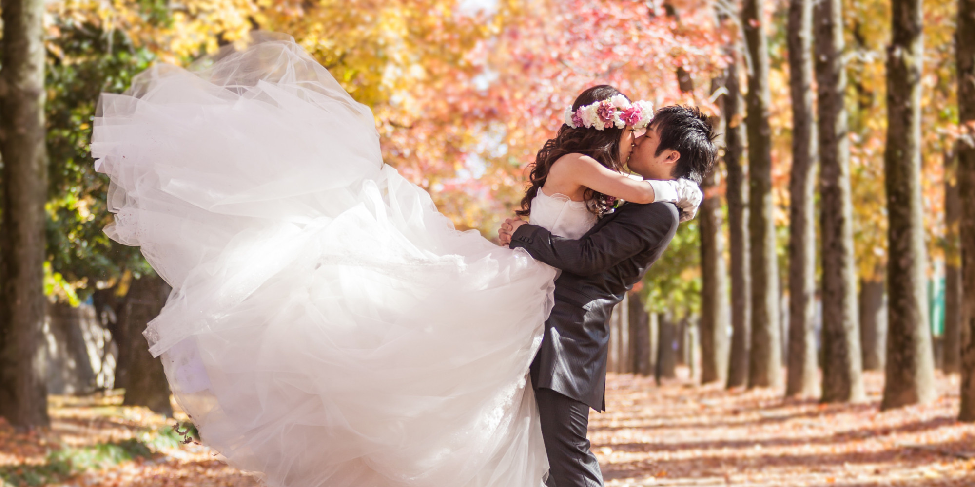 The Big 5 Utah >> 7 Secret Spots to Tie the Knot in Fall | HuffPost