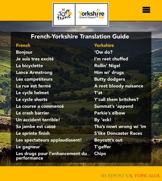 Grand Tour Translation French