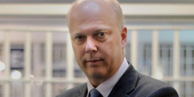 File photo dated 29/04/13 of Justice Secretary Chris Grayling as TV licence dodgers could escape criminal charges under plans being examined by Government to ease the pressure on courts by making non-payment a civil offence.