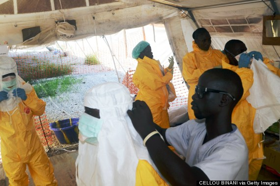Ebola Is 'Out Of Control' Across West Africa