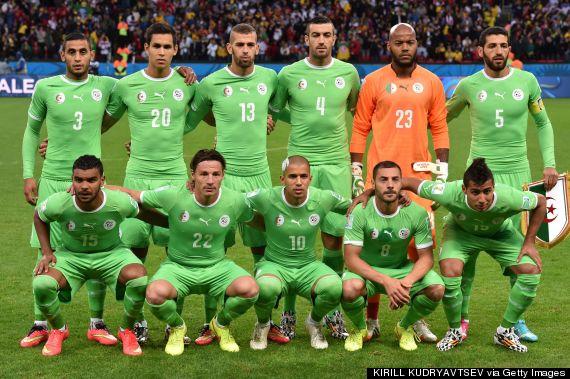 algeria gaza