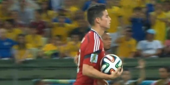 james rodriguez grasshopper