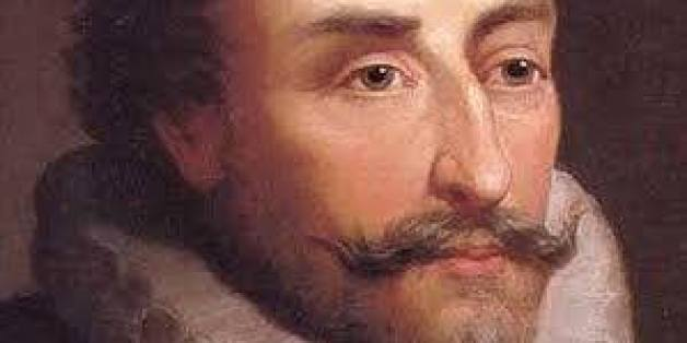 Portrait de Miguel Cervantès Saavedra