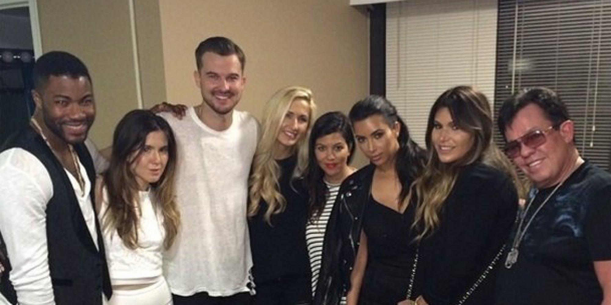 Kim Kardashian On Church The Family That Prays Together Stays