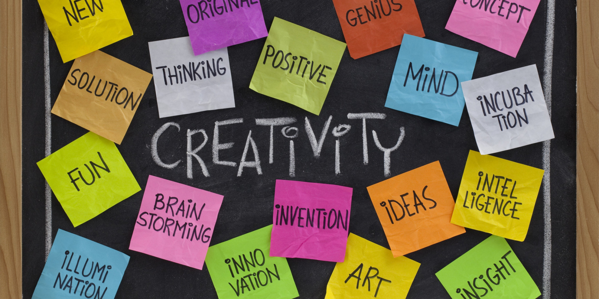 how to live creatively when you think you re not creative huffpost