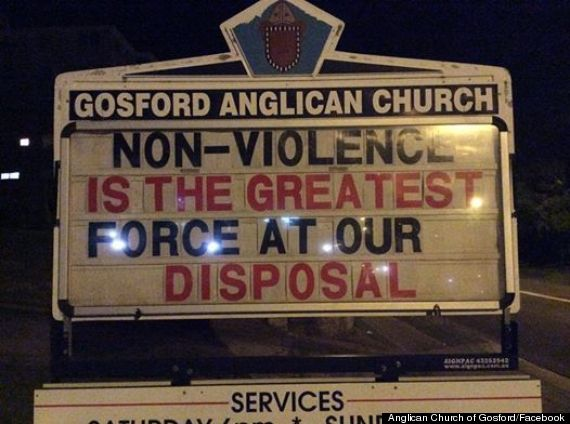 anglican church gosford