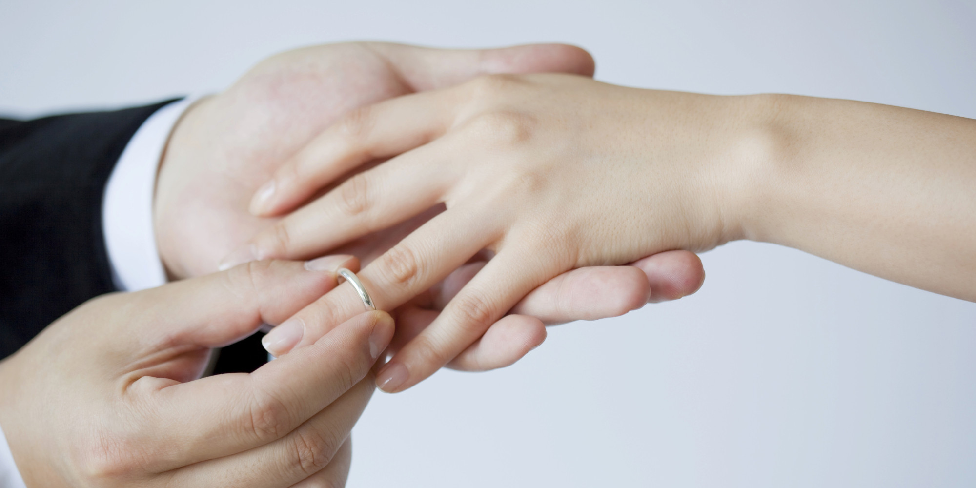 The Beautiful Reason We Wear Our Wedding Rings On The Fourth Finger