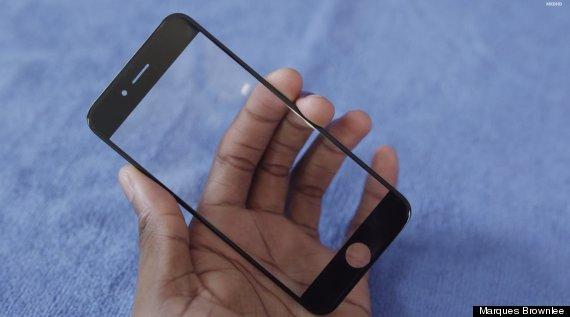 iphone 6 see through