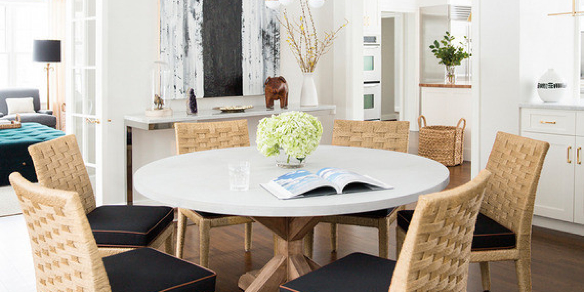Nate Berkus And Team Take On A Bedroom Home HuffPost - Nate berkus bedroom designs