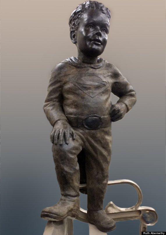 jeffrey baldwin statue