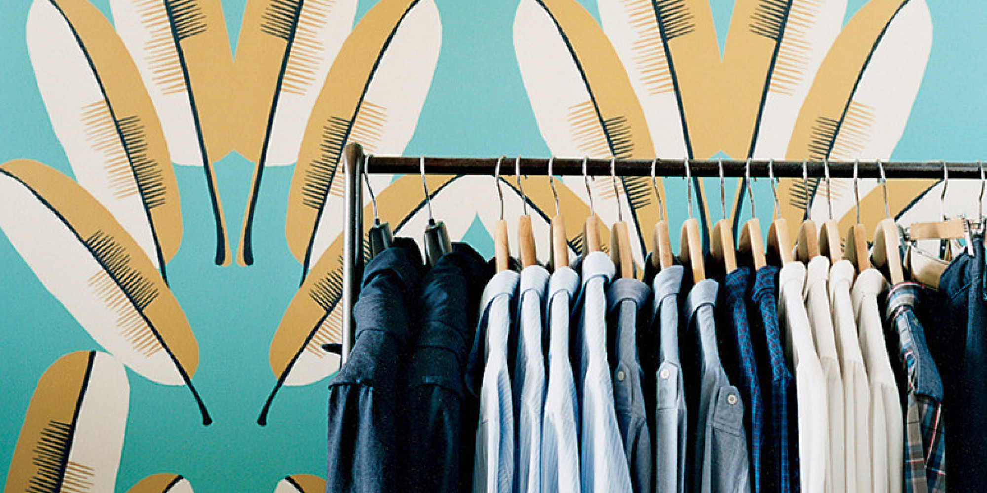 6 Ways To Store Your Stuff When Thereu0027s Not Enough Closet Space | HuffPost