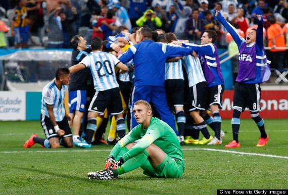 netherlands argentina