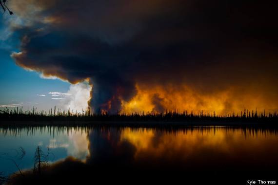 nwt fires